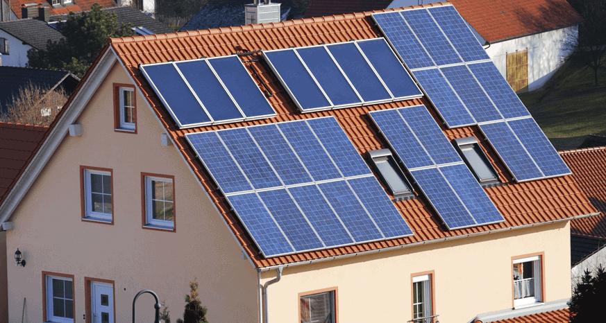 Thành công của điện mặt trời mái nhà tại Việt Nam