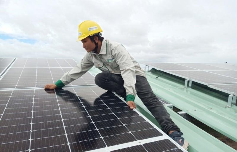 Intech Energy - Đơn vị lắp điện mặt trời Uy tín