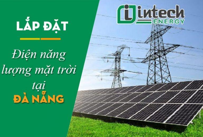 Lắp đặt điện mặt trời tại Đà Nẵng