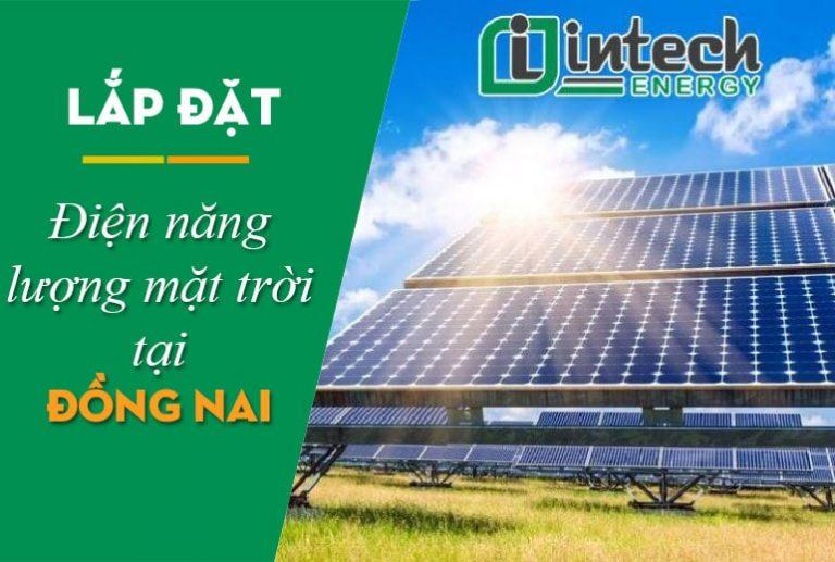 Lắp đặt điện năng lượng mặt trời tại Đồng Nai