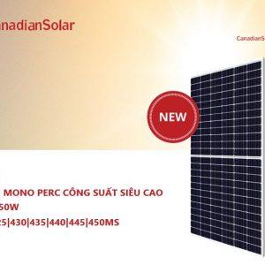 PIN CANADIAN 425W-450W