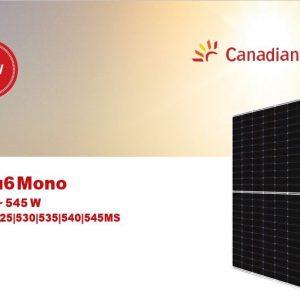 PIN CANADIAN 525W-545W