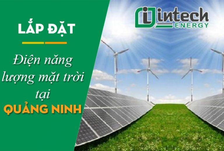 Lắp đặt điện mặt trời tại Quảng Ninh