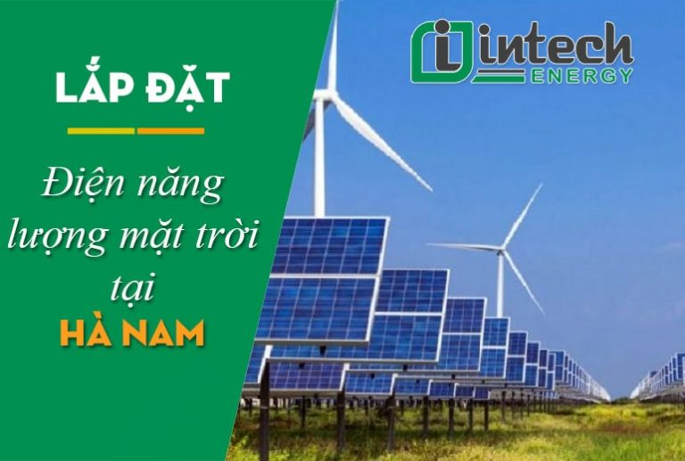 Lắp đặt điện năng lượng mặt trời tại Hà Nam