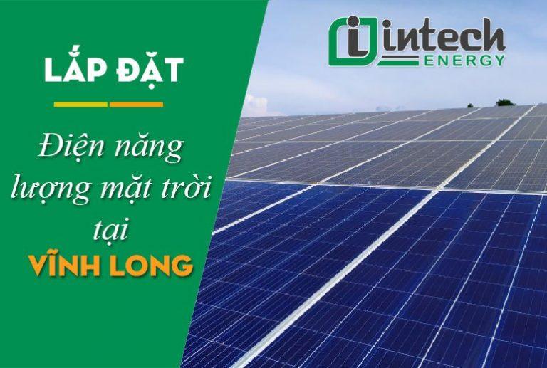 Lắp đặt điện năng lượng mặt trời tại Long An