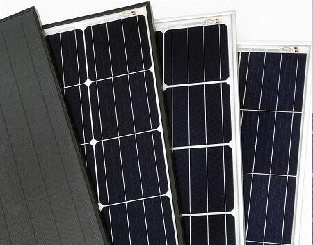 Loại pin năng lượng mặt trời trên thị trường hiện nay.
