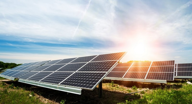 Công suất 1 tấm pin năng lượng mặt trời
