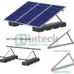 khung, giá đỡ tấm năng lượng mặt trời áp mái