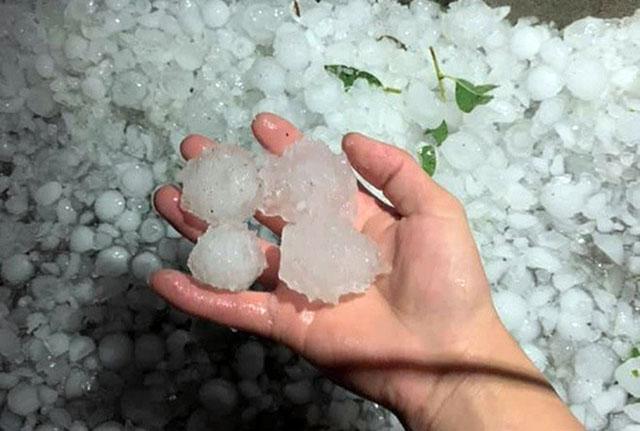 Tấm pin mặt trời chịu được tác động của bão, mưa gió mạnh