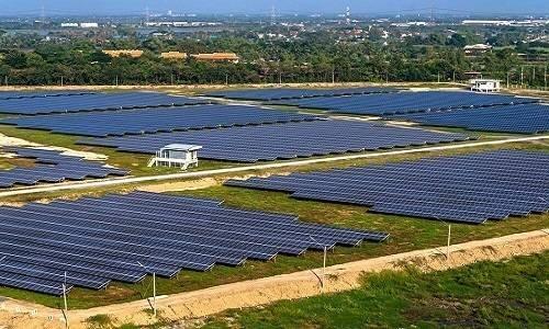 các dự án năng lượng mặt trời tại Việt Nam.