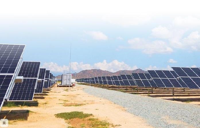 Nhà máy điện mặt trời Thiên Tân