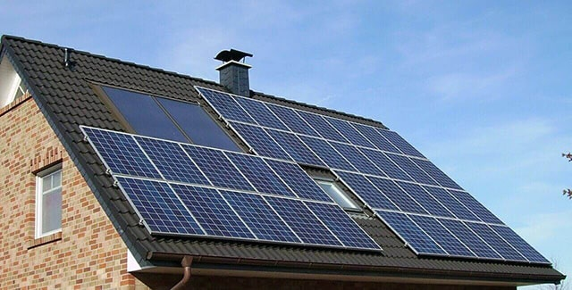 Vòng đời của một tấm pin năng lượng mặt trời