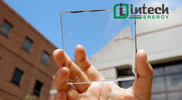 Cấu tạo của pin năng lượng mặt trời - Kính
