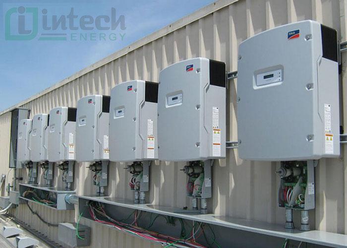 Biến tần năng lượng mặt trời chuỗi (String Inverter):