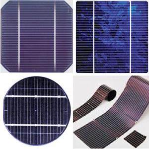 Thành phần cấu tạo các tấm pin năng lượng mặt trời