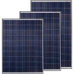 Cấu tạo các tấm pin năng lượng mặt trời