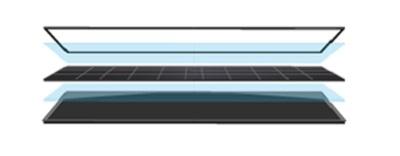 Cấu trúc tấm pin năng lượng mặt trời
