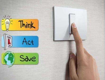 Cách tiết kiệm tiêu thụ năng lương điện