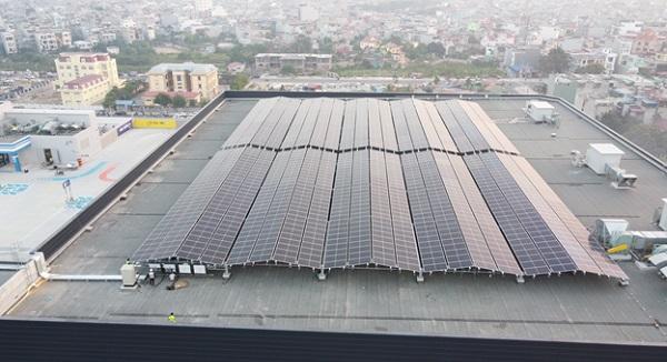 Dự án lắp đặt điện mặt trời tại Hồ Chí Minh
