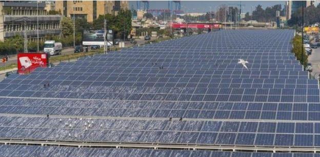 Lebanon chạy đua với năng lượng mặt trời