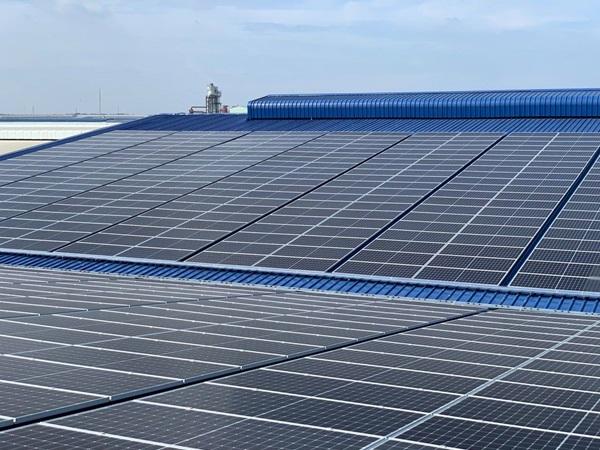 Tiềm năng phát triển Điện Năng Lượng Mặt Trời tại các nhà máy, khu công nghiệp ở thành phố Hồ Chí Minh