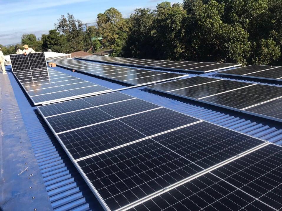 Xu hướng đầu tư điện mặt trời khi chưa có giá mua điện