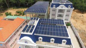Lắp điện mặt trời tại Phú Thọ